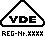 VDE-Register-Nummer